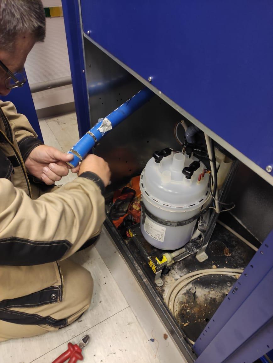 Выполняем ремонт прецизионных кондиционеров