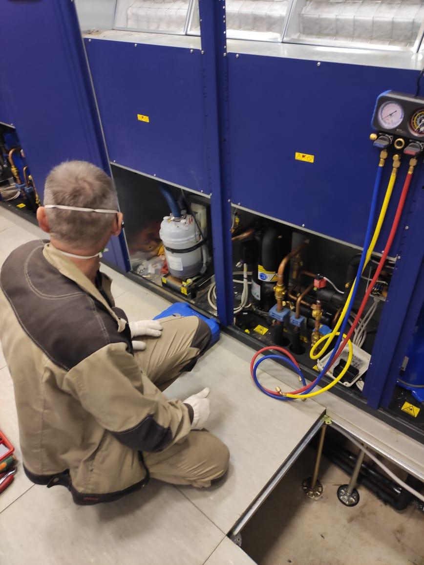 ремонт прецизионных кондиционеров